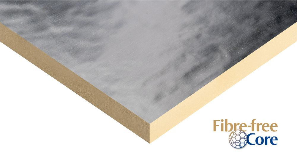 120mm Kingspan Thermaroof TR26 2.4m x 1.2m - 2 Boards Per Pack