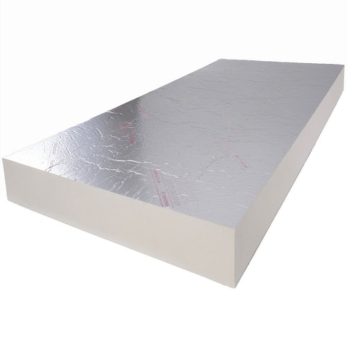 130mm Celotex XR4130 PIR Insulation Board 2400x1200mm