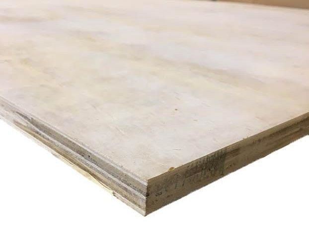 15mm Softwood PLY Board 2440mm x 1220mm