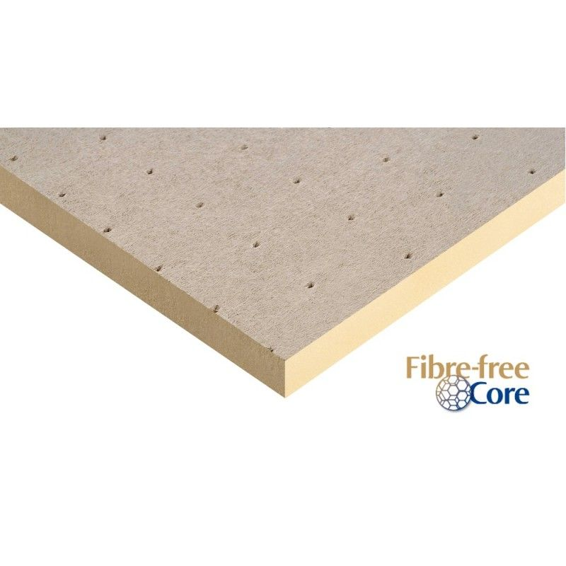 25mm Kingspan TR27 1.2m x 0.6m. 12 Boards Per Pack