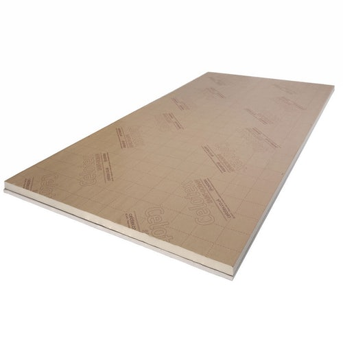 37.5mm Celotex PL4025 PIR Insulated Plasterboard - 1.2m x 2.4m