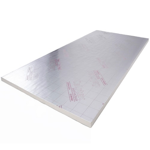 50mm Celotex GA4050 PIR  Insulation Board 2400x1200mm