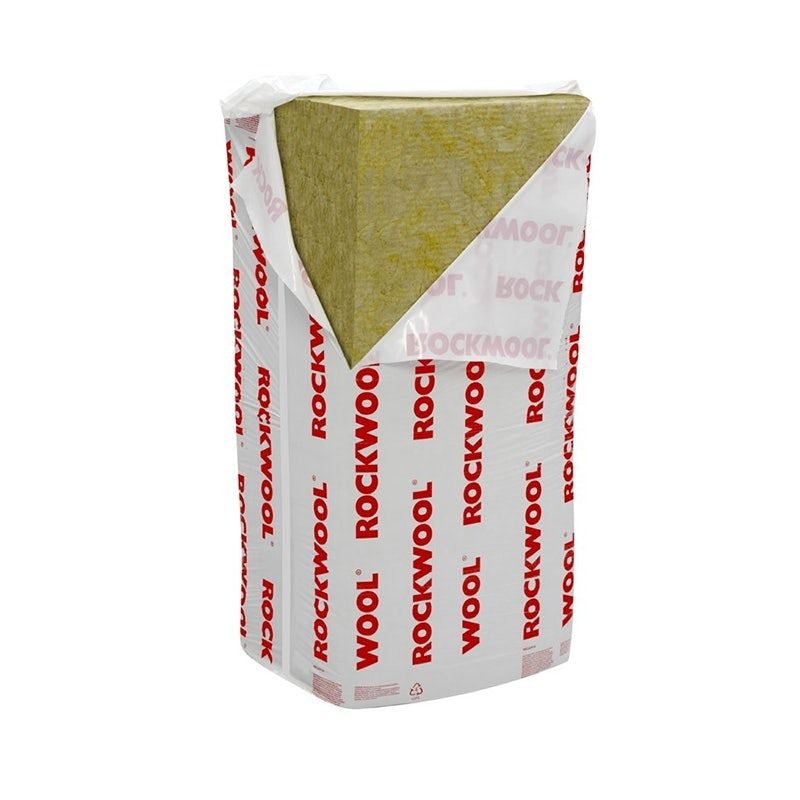50mm Rockwool RW3  - 5.76 m2 Pack