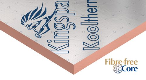 70mm Kingspan Kooltherm K107 2.4m x 1.2m - 4 Boards Per Pack