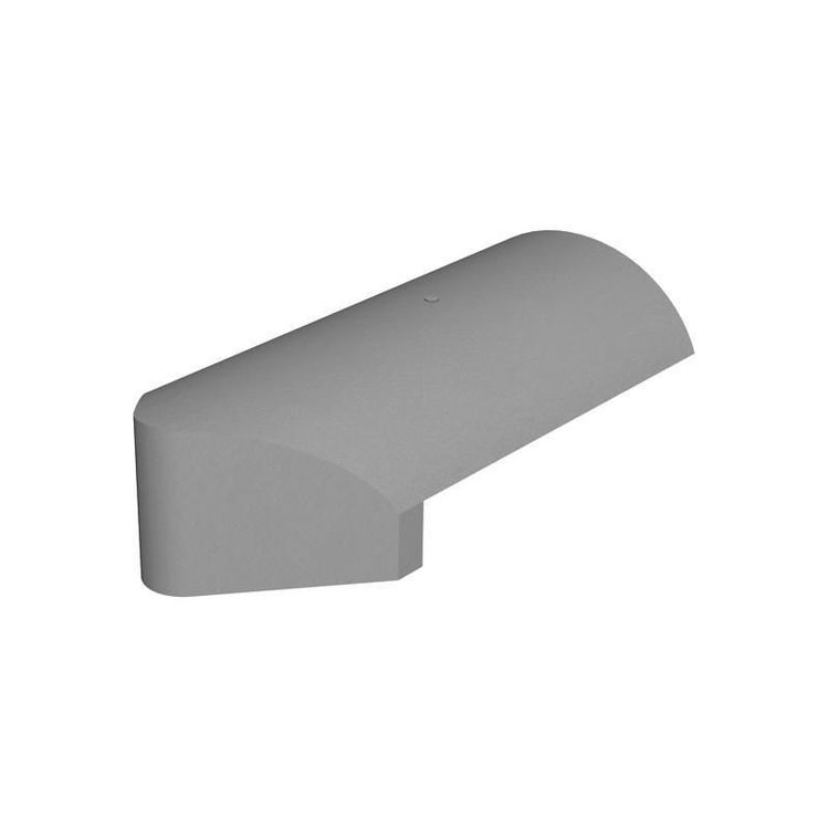 Marley Modern Stop End Hip Tile