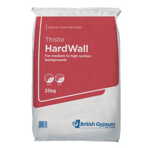 Thistle Hardwall 25 kg