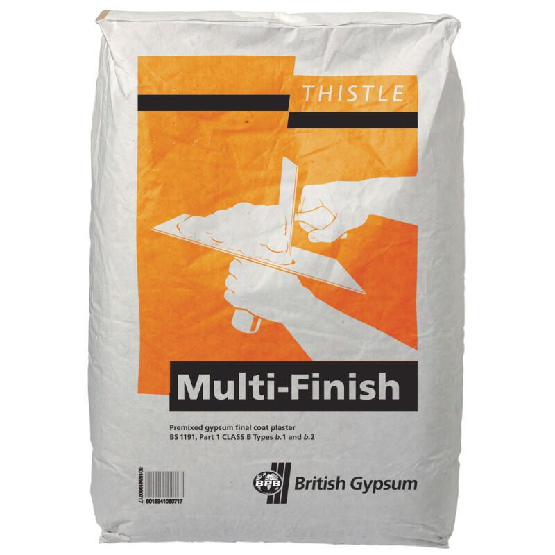 Thistle Multi-finish 25 kg *56  Bag Best Price Deal*