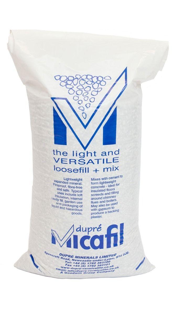 Vermiculite Micafil 100l